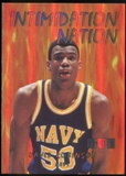 2011/12 Upper Deck Fleer Retro Intimidation Nation #10 David Robinson