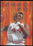 2011/12 Upper Deck Fleer Retro Intimidation Nation #11 David Thompson