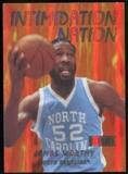 2011/12 Upper Deck Fleer Retro Intimidation Nation #13 James Worthy