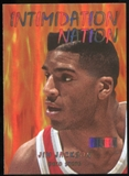 2011/12 Upper Deck Fleer Retro Intimidation Nation #14 Jim Jackson