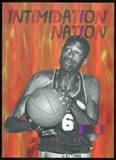2011/12 Upper Deck Fleer Retro Intimidation Nation #15 Bill Russell