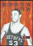 2011/12 Upper Deck Fleer Retro Intimidation Nation #19 Walt Frazier