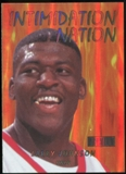 2011/12 Upper Deck Fleer Retro Intimidation Nation #22 Larry Johnson