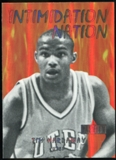 2011/12 Upper Deck Fleer Retro Intimidation Nation #23 Tim Hardaway