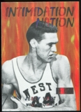 2011/12 Upper Deck Fleer Retro Intimidation Nation #25 Jerry West