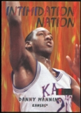 2011/12 Upper Deck Fleer Retro Intimidation Nation #26 Danny Manning