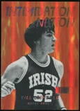 2011/12 Upper Deck Fleer Retro Intimidation Nation #32 Bill Laimbeer