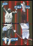 2011/12 Upper Deck Fleer Retro Ultra Court Masters #1 Michael Jordan