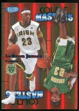 2011/12 Upper Deck Fleer Retro Ultra Court Masters #2 LeBron James