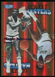 2011/12 Upper Deck Fleer Retro Ultra Court Masters #4 Magic Johnson