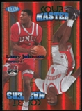 2011/12 Upper Deck Fleer Retro Ultra Court Masters #13 Larry Johnson