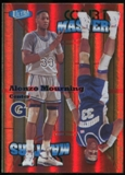 2011/12 Upper Deck Fleer Retro Ultra Court Masters #14 Alonzo Mourning