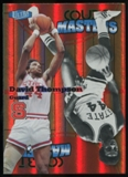 2011/12 Upper Deck Fleer Retro Ultra Court Masters #16 David Thompson