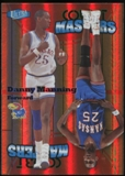 2011/12 Upper Deck Fleer Retro Ultra Court Masters #17 Danny Manning