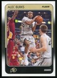 2011/12 Upper Deck Fleer Retro 1988-89 #AB Alec Burks