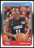 2011/12 Upper Deck Fleer Retro 1988-89 #BB Bismack Biyombo