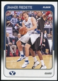 2011/12 Upper Deck Fleer Retro 1988-89 #JF Jimmer Fredette