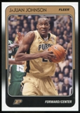 2011/12 Upper Deck Fleer Retro 1988-89 #JJ JaJuan Johnson