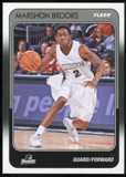 2011/12 Upper Deck Fleer Retro 1988-89 #MP MarShon Brooks