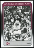 2011/12 Upper Deck Fleer Retro 1988-89 #MR Micheal Ray Richardson
