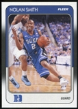 2011/12 Upper Deck Fleer Retro 1988-89 #NS Nolan Smith
