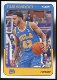 2011/12 Upper Deck Fleer Retro 1988-89 #TH Tyler Honeycutt