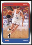 2011/12 Upper Deck Fleer Retro 1988-89 #TK Toni Kukoc