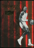 2011/12 Upper Deck Fleer Retro Metal Championship Hardware #1 Michael Jordan