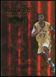 2011/12 Upper Deck Fleer Retro Metal Championship Hardware #2 LeBron James