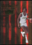 2011/12 Upper Deck Fleer Retro Metal Championship Hardware #3 Magic Johnson