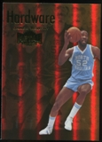 2011/12 Upper Deck Fleer Retro Metal Championship Hardware #8 James Worthy