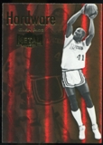 2011/12 Upper Deck Fleer Retro Metal Championship Hardware #12 Glen Rice