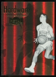 2011/12 Upper Deck Fleer Retro Metal Championship Hardware #14 Gail Goodrich