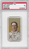 1909-11 T206 Piedmont Red Ames (Portrait)  PSA 1 (PR) *5641