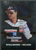 1997 Pinnacle #3S Dale Earnhardt Spellbound Auto