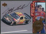 1997 Upper Deck Road To The Cup #MM8 Jeff Gordon Million Dollar Memoirs Auto