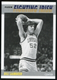 2011/12 Upper Deck Fleer Retro 1987-88 #BL Bill Laimbeer