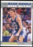 2011/12 Upper Deck Fleer Retro 1987-88 #CL Christian Laettner