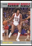 2011/12 Upper Deck Fleer Retro 1987-88 #RT Reggie Theus