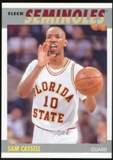 2011/12 Upper Deck Fleer Retro 1987-88 #SC Sam Cassell