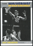 2011/12 Upper Deck Fleer Retro 1987-88 #TO Rudy Tomjanovich