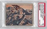 1939 Gum Inc. War News Pictures #87 Poles Capture Tanks PSA 3 (VG) *1905