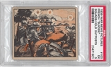 1939 Gum Inc. War News Pictures #100 French Suicide Squads PSA 5 (EX) *1901