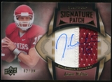 2013 Upper Deck Quantum Signature Patches #113 Jason White Autograph /30