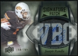 2013 Upper Deck Quantum Signature Patches #150 Joseph Randle Autograph /265