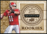 2013 Upper Deck Quantum '14 Draft Picks #XRC5 Aaron Murray /175
