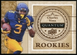 2013 Upper Deck Quantum '14 Draft Picks #XRC29 Charles Sims /175