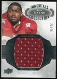 2013 Upper Deck Quantum Jersey Collection #LCRD Ron Dayne /75