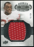 2013 Upper Deck Quantum Jersey Collection #RCBM Montee Ball /75