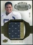 2013 Upper Deck Quantum Jersey Collection #RCMT Manti Te'o /75